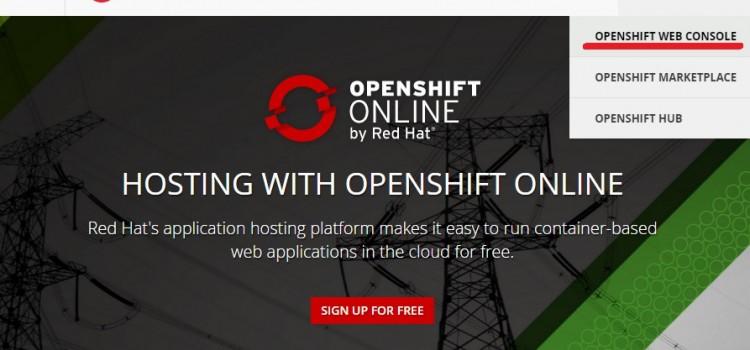 OpenShift運行Nginx與PHP7教程