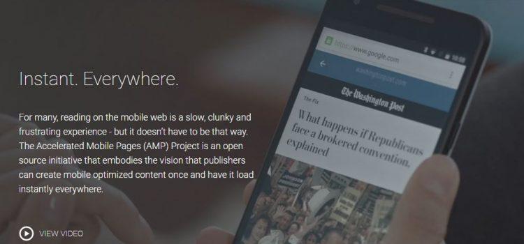 WordPress AMP相关文章与分享按钮